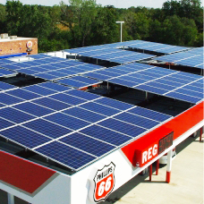 Solar Panel Mounting & Solar Roof Rack Systems